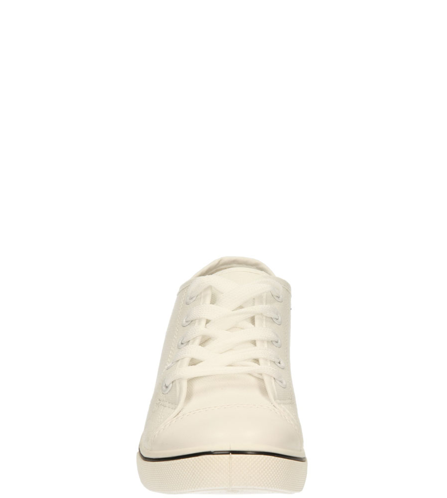 Damskie TRAMPKI S.BARSKI 128-4K biały;;