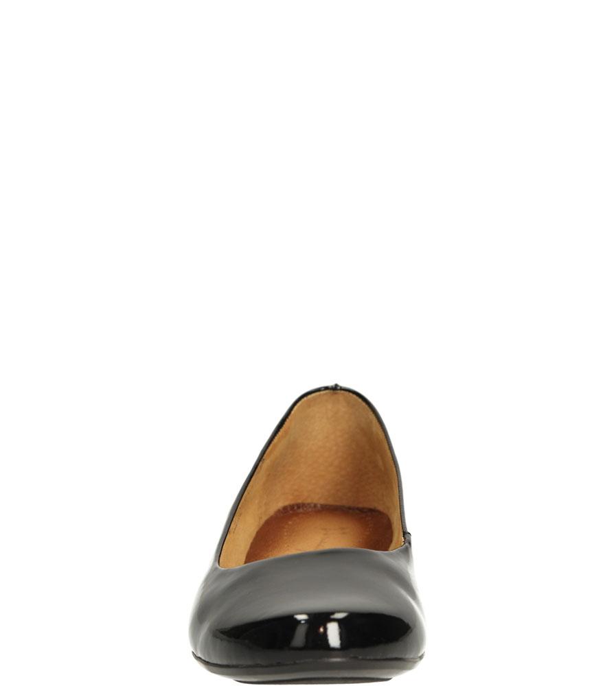 BALERINY MACIEJKA 00903 kolor czarny