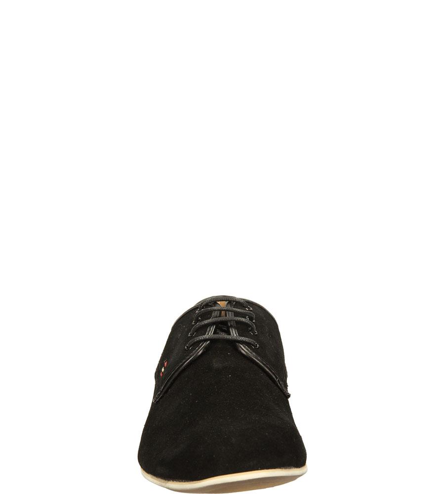 Męskie PÓŁBUTY BIG STAR S174172 czarny;;
