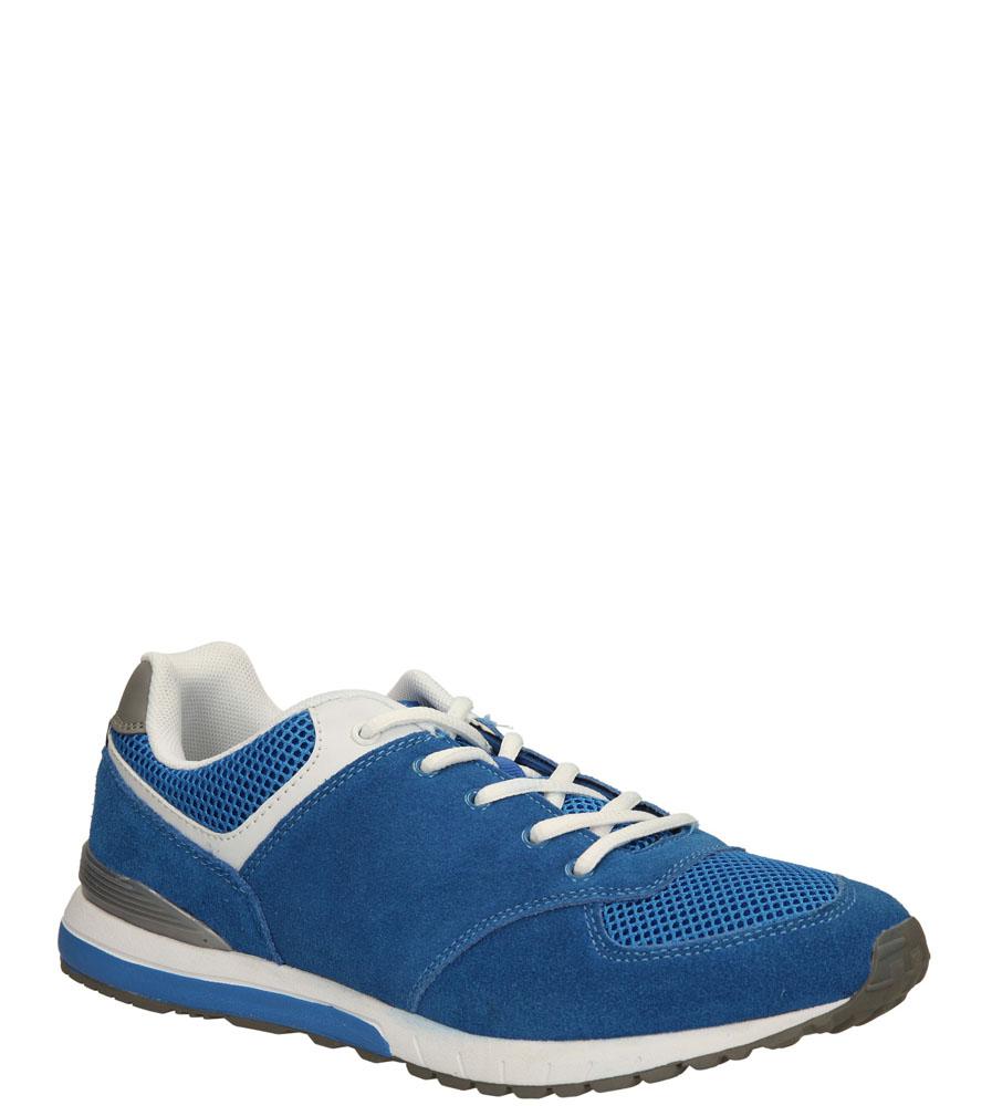 Damskie SPORTOWE AMERICAN WM-56025 niebieski;;