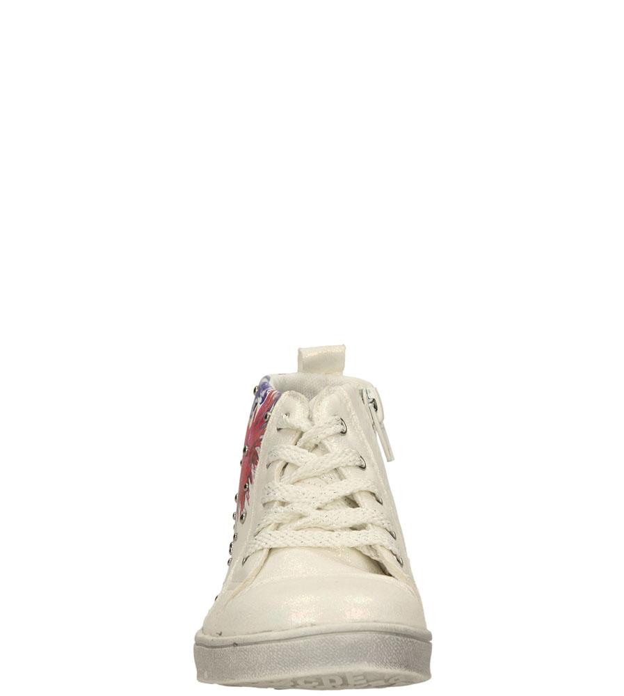 Dziecięce SPORTOWE AMERICAN G-C13048-A3 biały;;