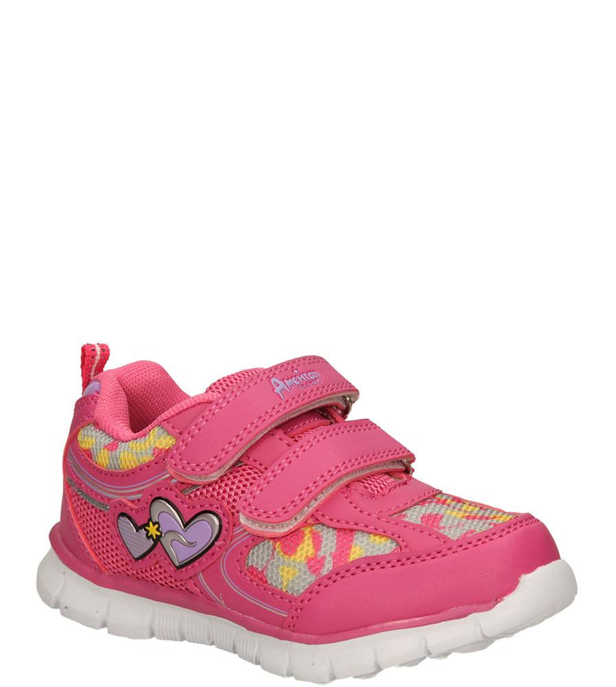 Dziecięce SPORTOWE AMERICAN CA51-13889B różowy;;