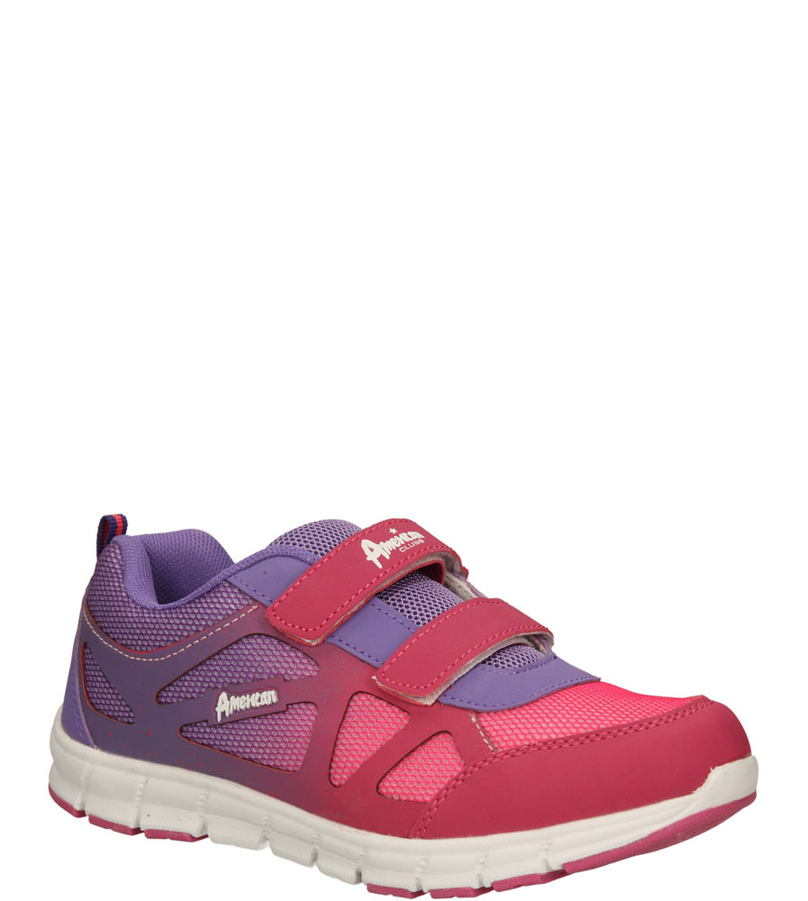 Dziecięce SPORTOWE AMERICAN JY1410 fioletowy;różowy;