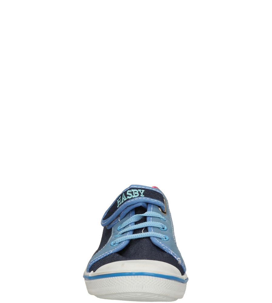 Dziecięce TRAMPKI T1775 niebieski;niebieski;