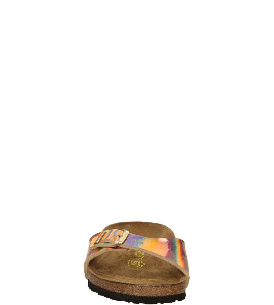 Damskie KLAPKI BIRKENSTOCK 024493 złoty;;