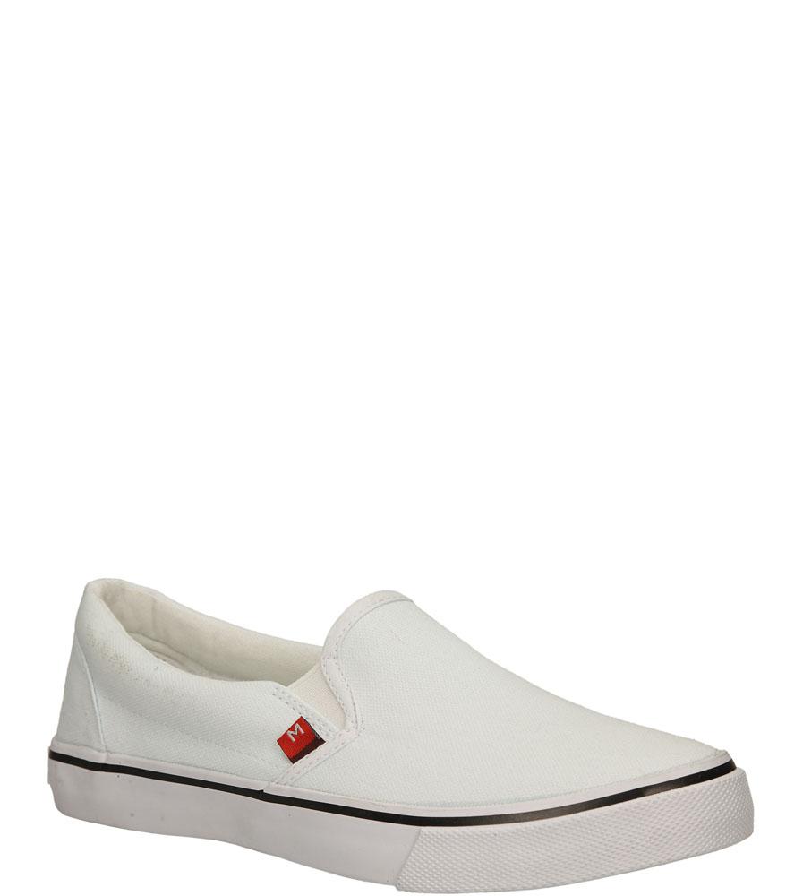 Damskie CREEPERSY MCKEY R15-D-TN-624 biały;;