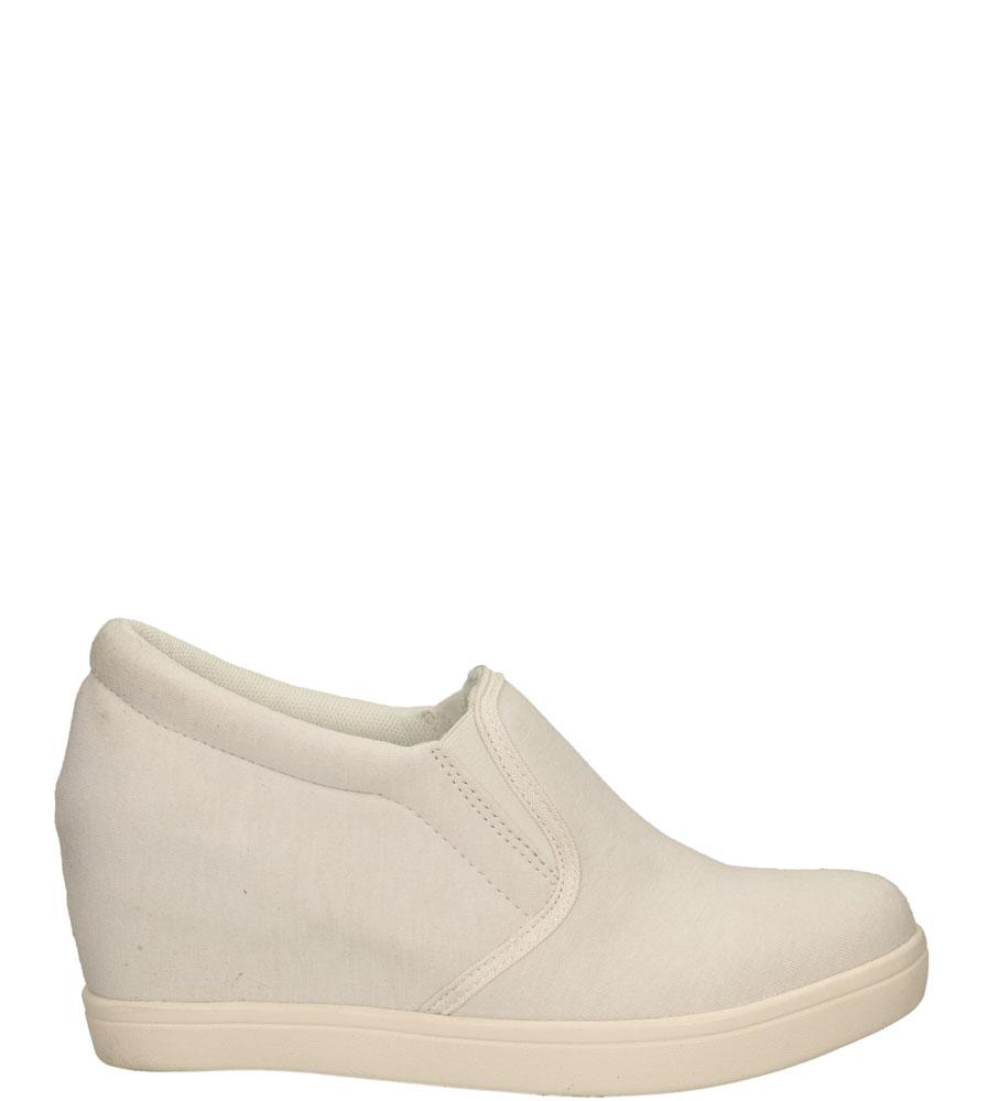 Damskie TRAMPKI LU BOO XJ15SS019-1 biały;;