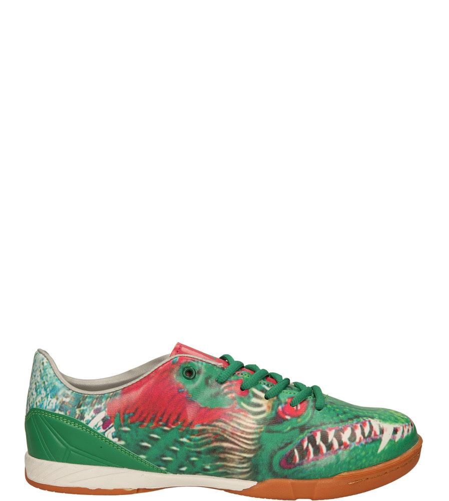 Męskie HALÓWKI DK YS-5341 zielony;czerwony;