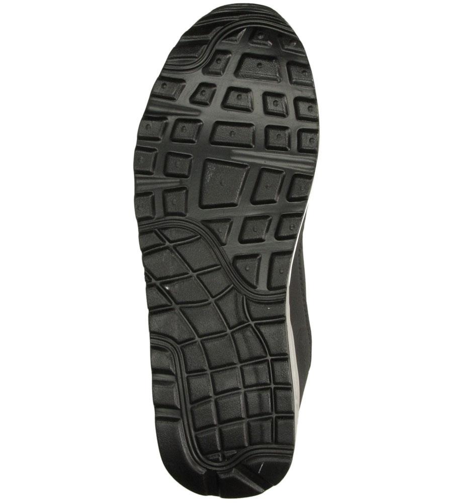 Męskie SPORTOWE DK GT-7944 czarny;szary;