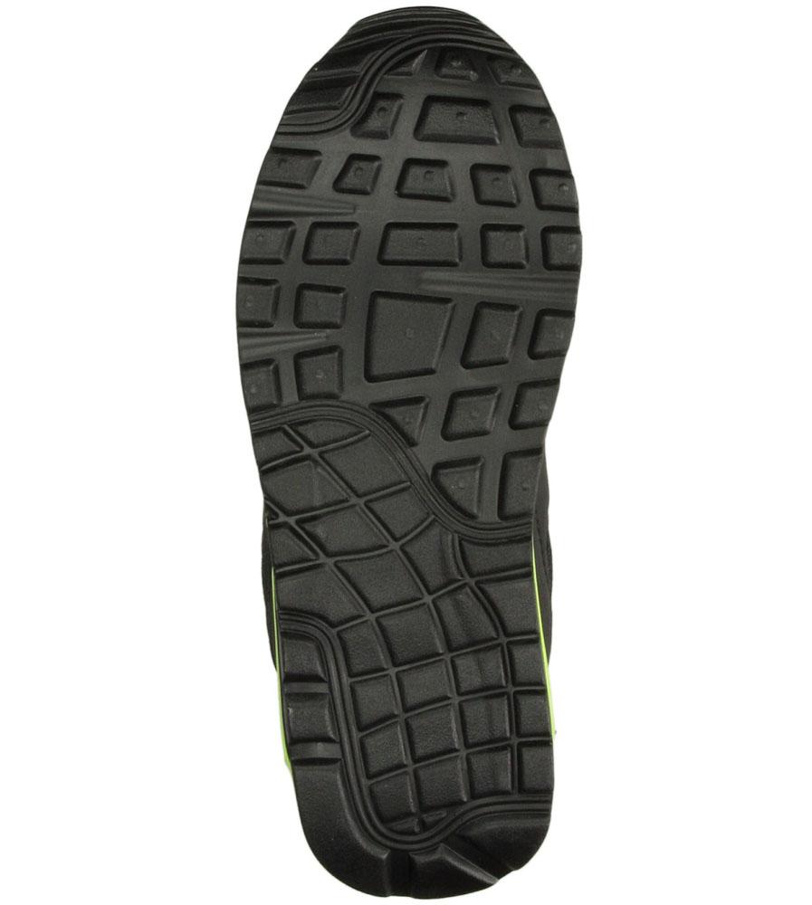 Damskie SPORTOWE DK GT-7944 czarny;zielony;