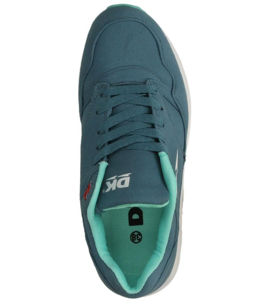 Damskie SPORTOWE DK GT-2100 niebieski;;