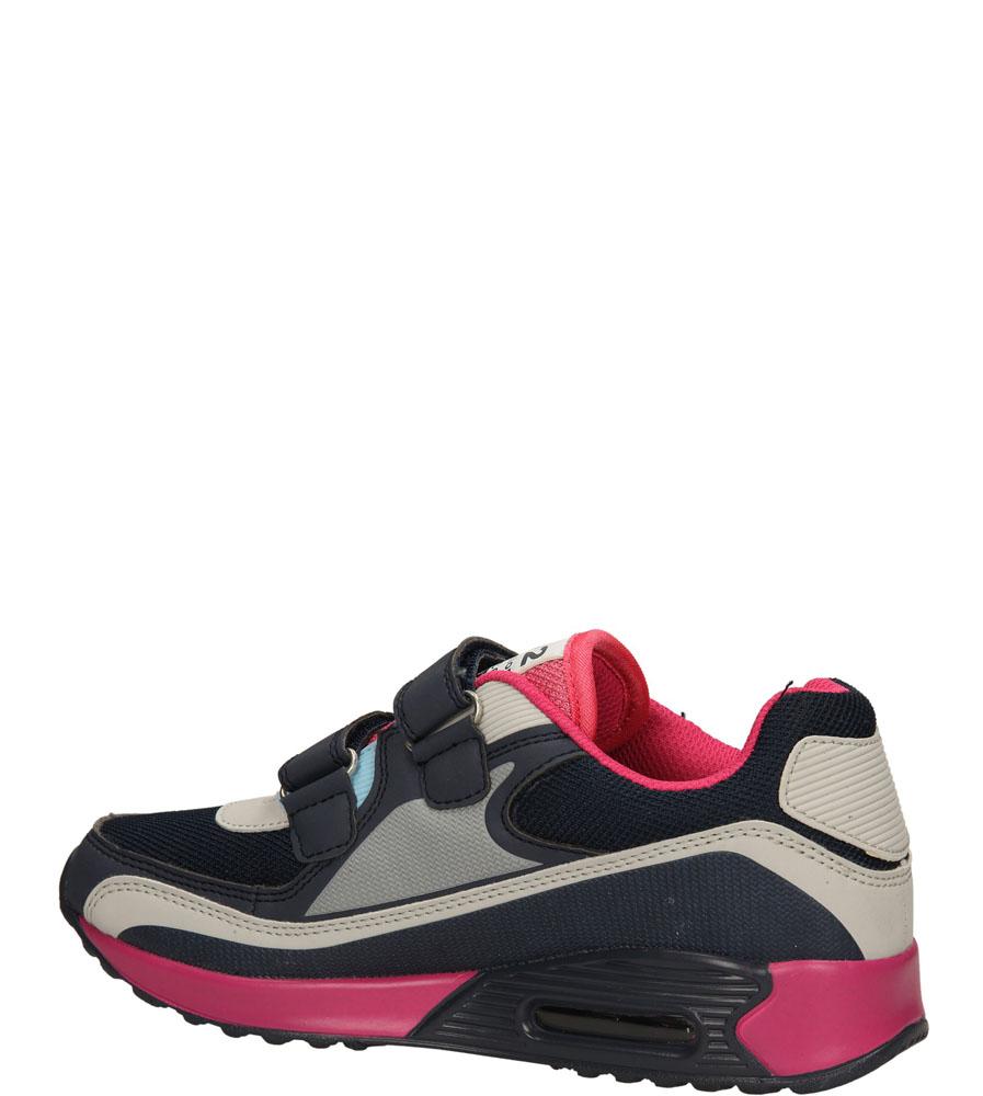 Dziecięce SPORTOWE AMERICAN K15159 niebieski;różowy;