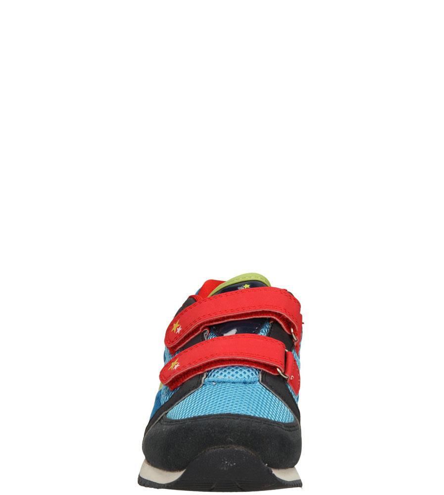 Dziecięce SPORTOWE AMERICAN K12926 niebieski;czerwony;