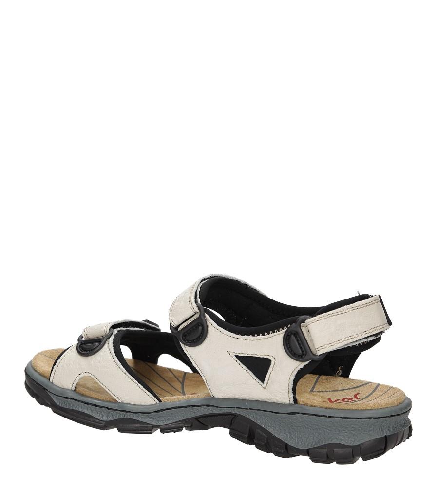 Sandały Rieker 68872-60 wysokosc_obcasa 3 cm