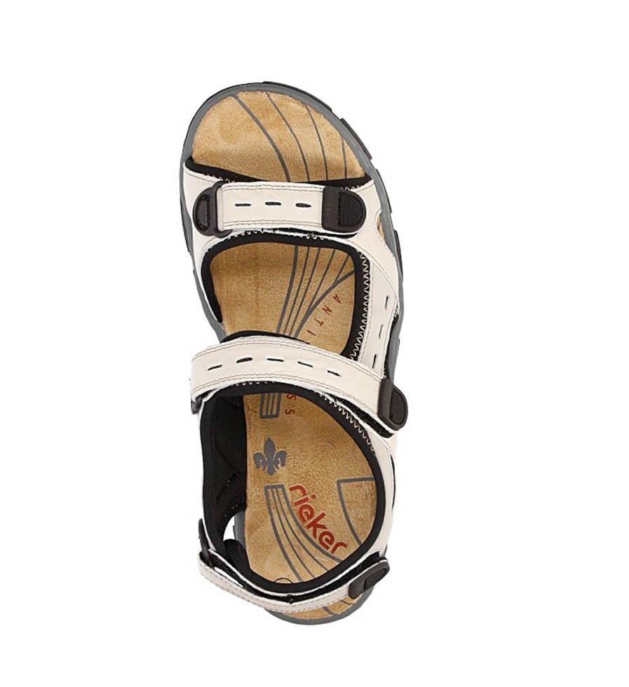 Sandały Rieker 68872-60 wysokosc_platformy 2 cm