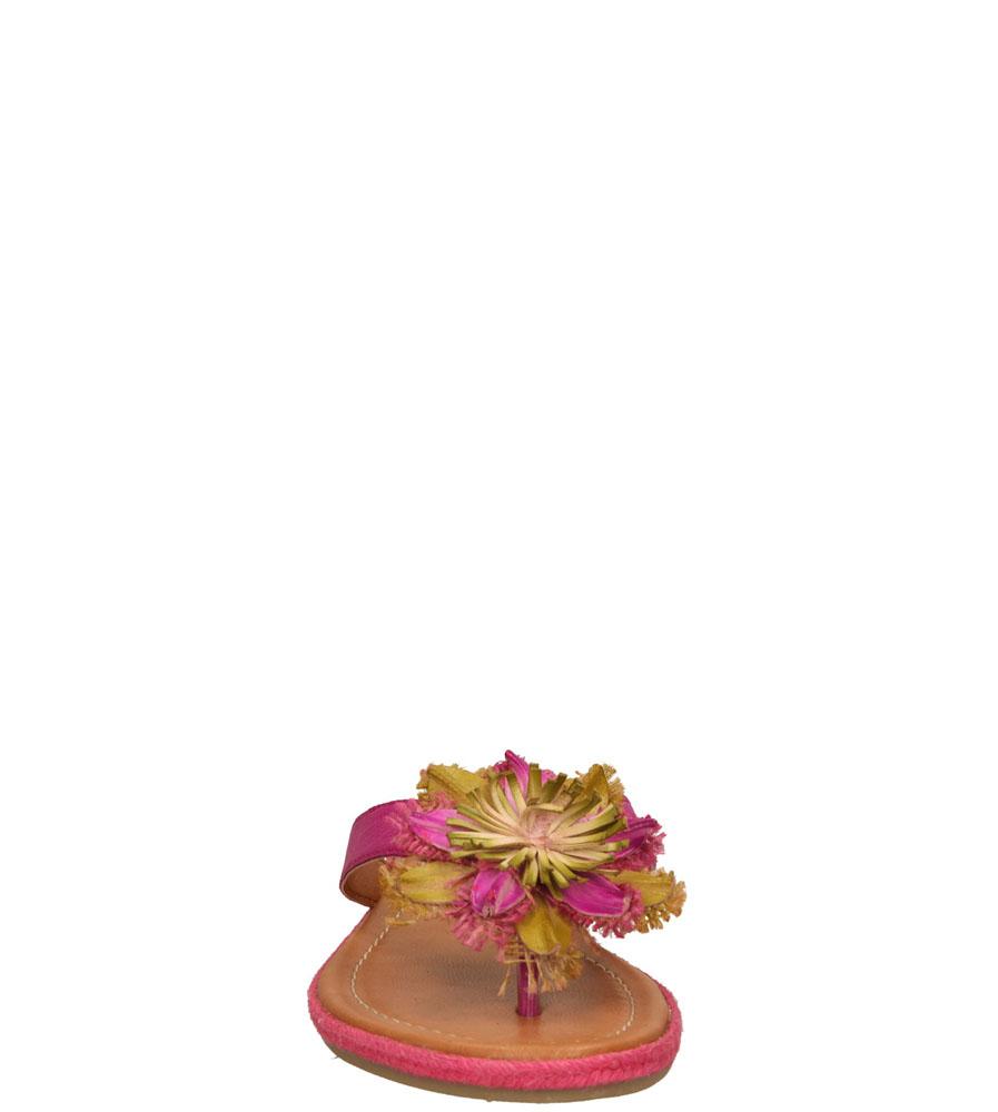 Damskie JAPONKI MARCO TOZZI 2-27118-24 różowy;;