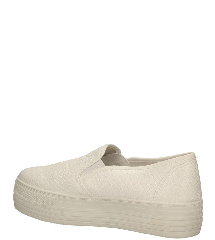 CREEPERSY CASU 15332B kolor biały