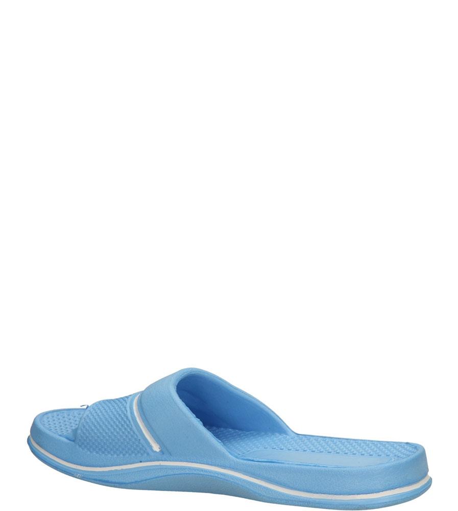 KLAPKI HASBY K703G kolor niebieski