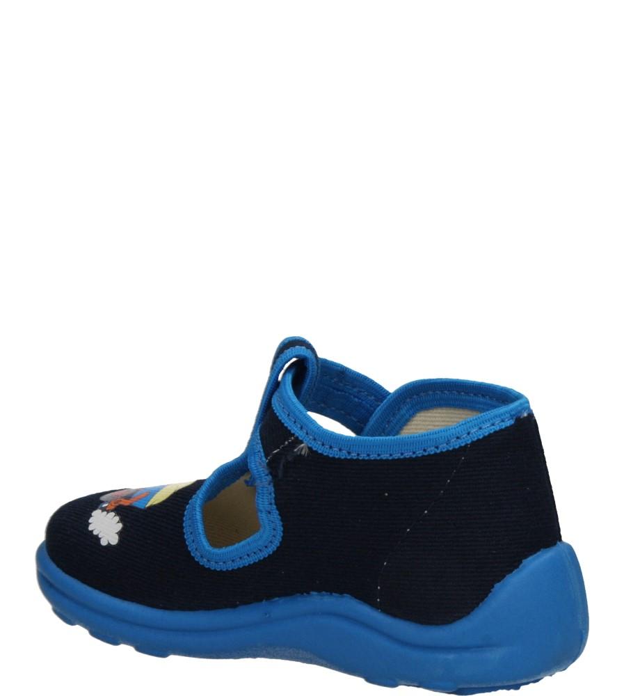 Dziecięce KAPCIE VI-GGA-MI BAMBI niebieski;;