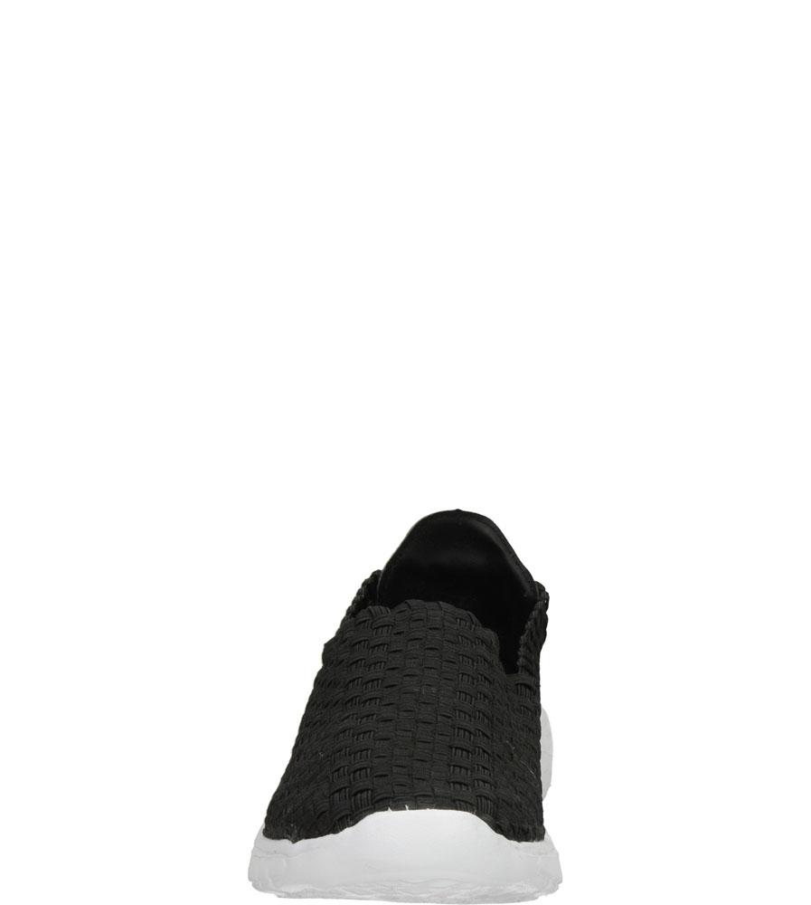 Damskie SPORTOWE BLINK 601410 czarny;;
