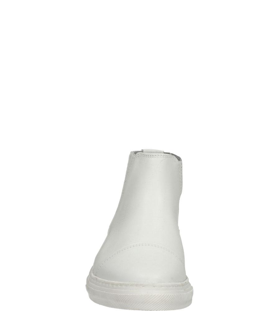 Damskie SZTYBLETY BULLBOXER 795E5L501 biały;;