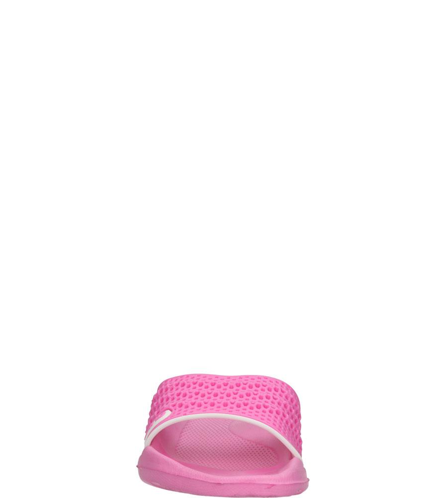 Damskie KLAPKI CASU A01 różowy;;