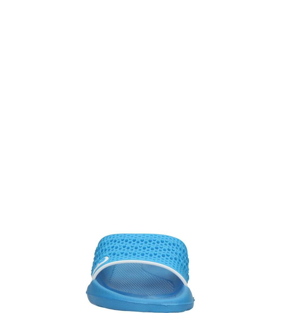 Damskie KLAPKI CASU A01 niebieski;;