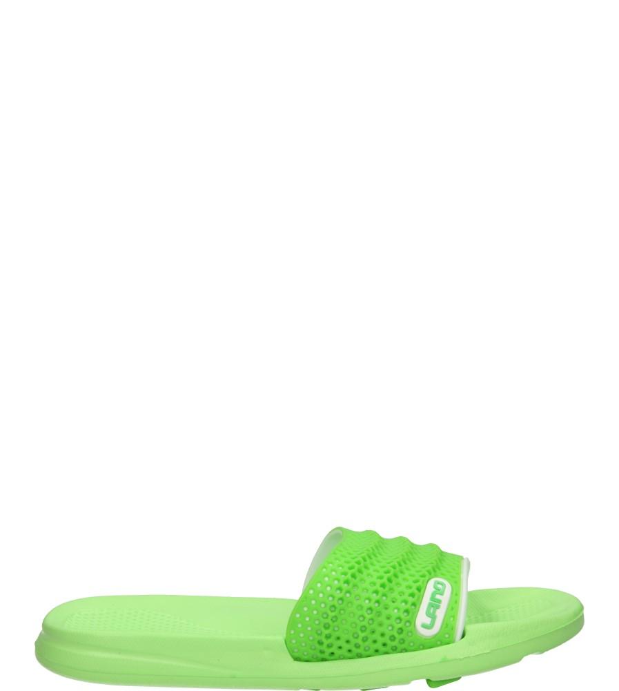 Damskie KLAPKI CASU A01 zielony;;