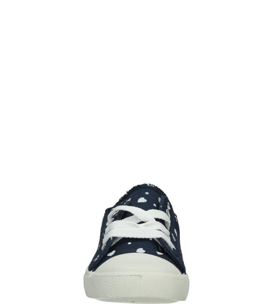 Dziecięce TRAMPKI 3TX-TJ85381 niebieski;biały;