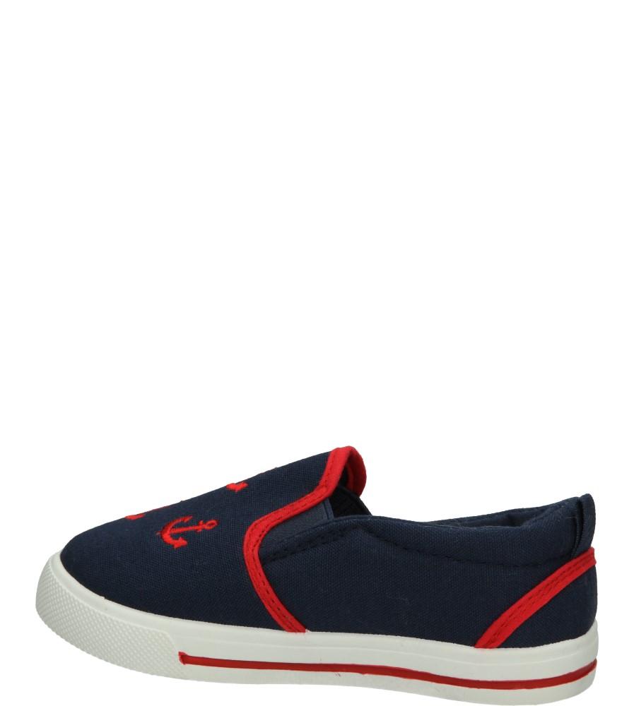 Dziecięce TRAMPKI 3TX-TJ85390 niebieski;czerwony;