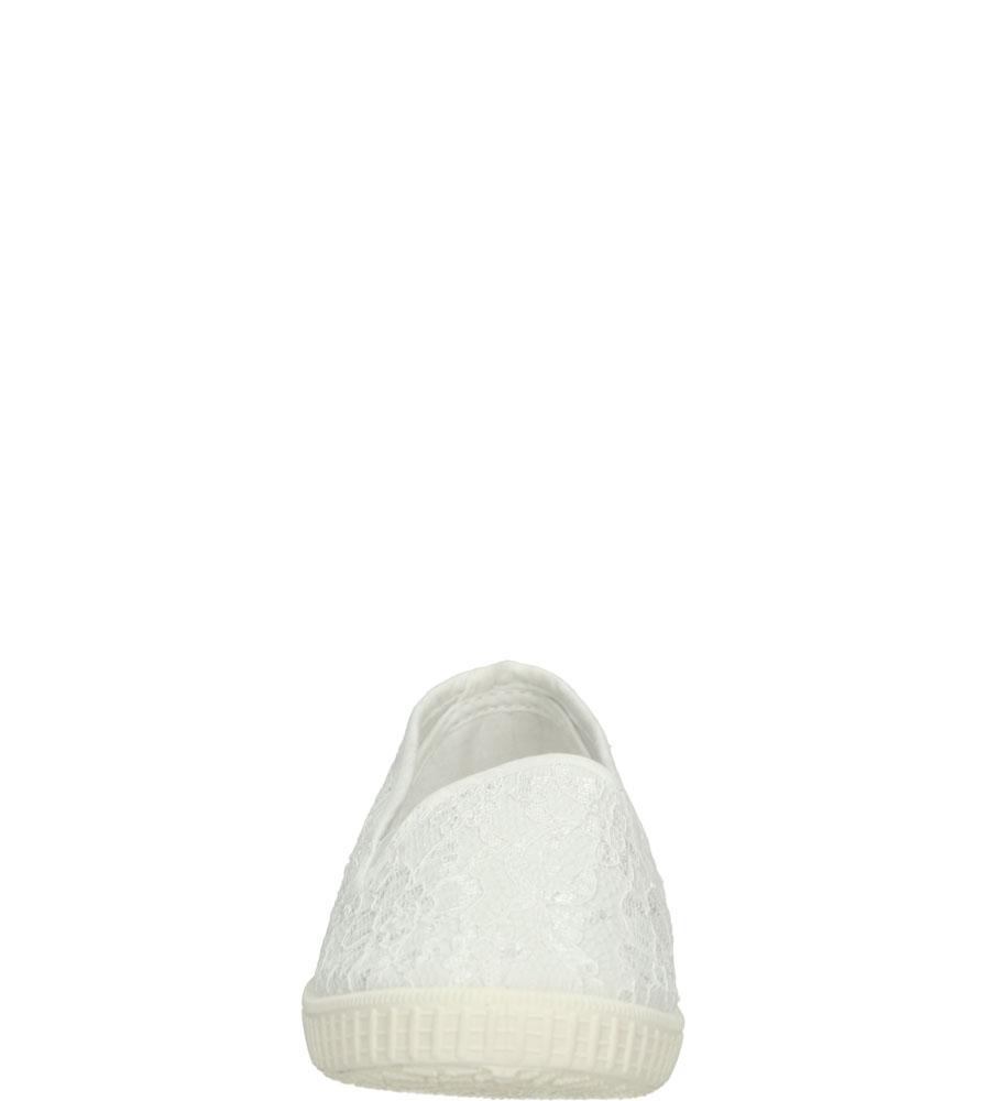 Dziecięce TRAMPKI 5TX-TJ85379 biały;;
