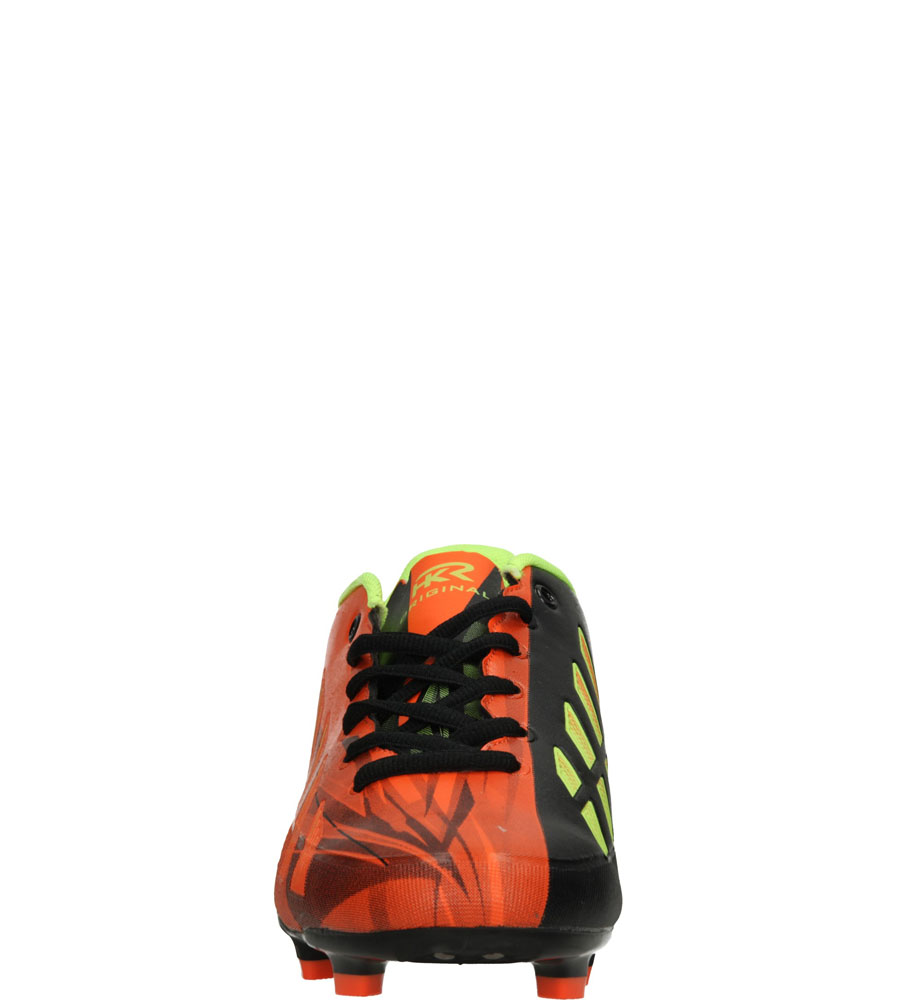 Męskie SPORTOWE CASU 9FBCH-84550 pomarańczowy;czarny;zielony