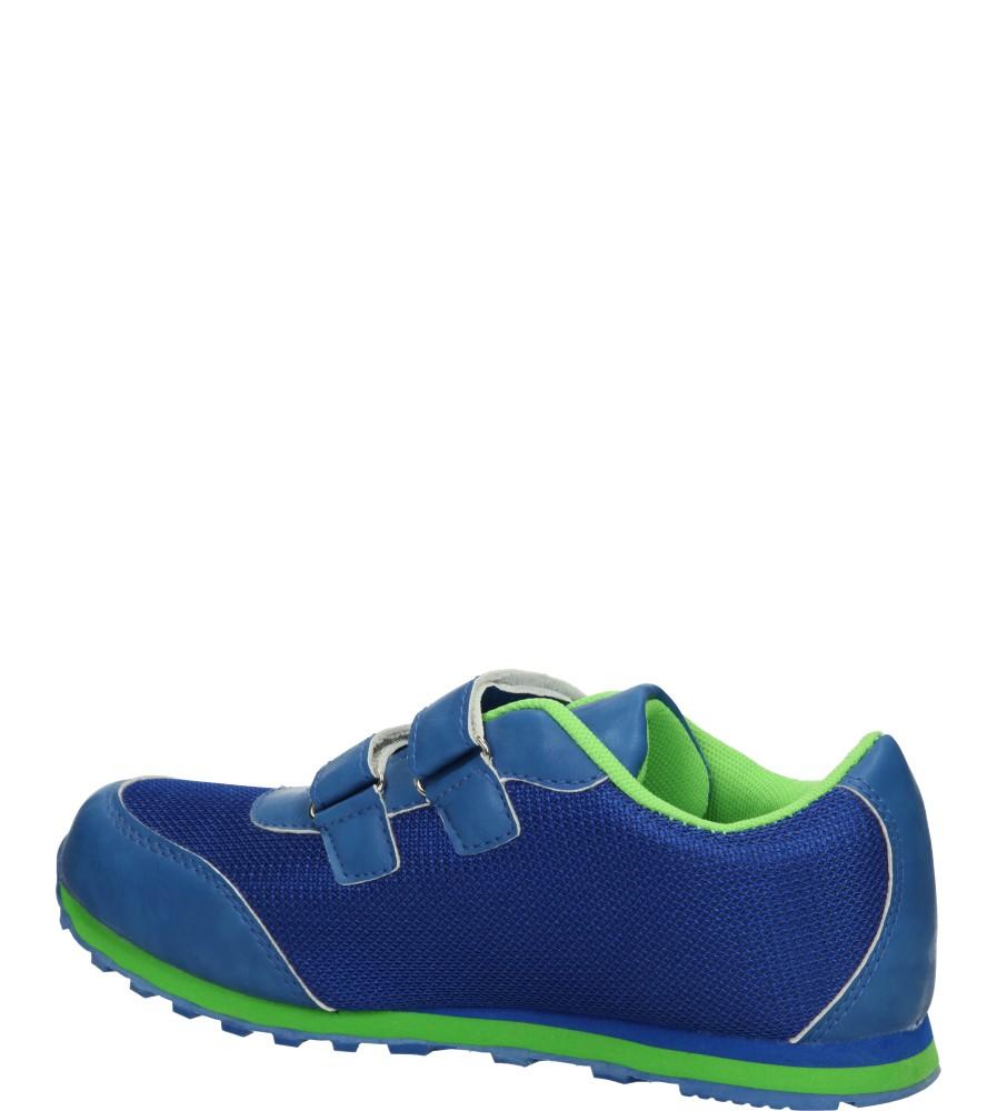 SPORTOWE FX860 kolor niebieski, zielony