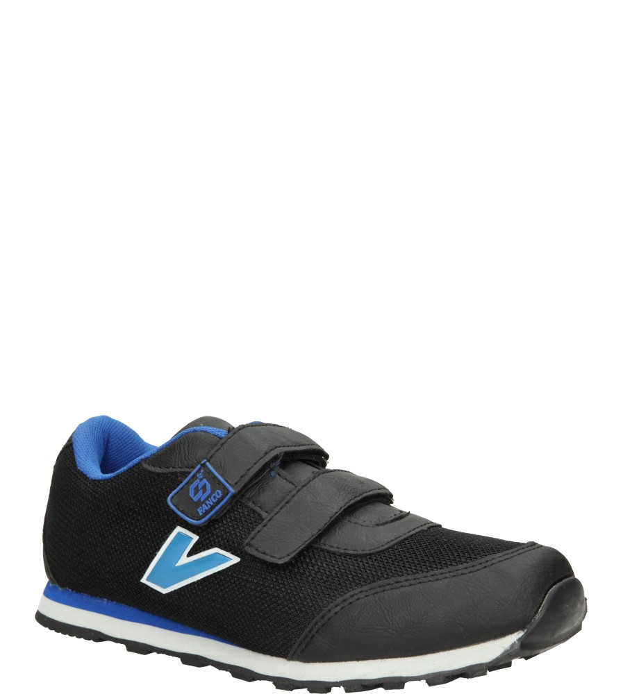 Dziecięce SPORTOWE FX860 czarny;niebieski;