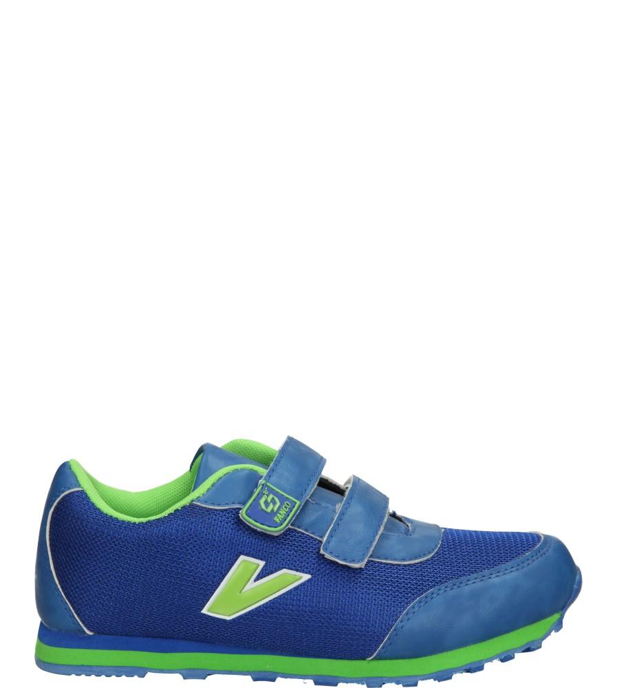 Dziecięce SPORTOWE FX860 niebieski;zielony;