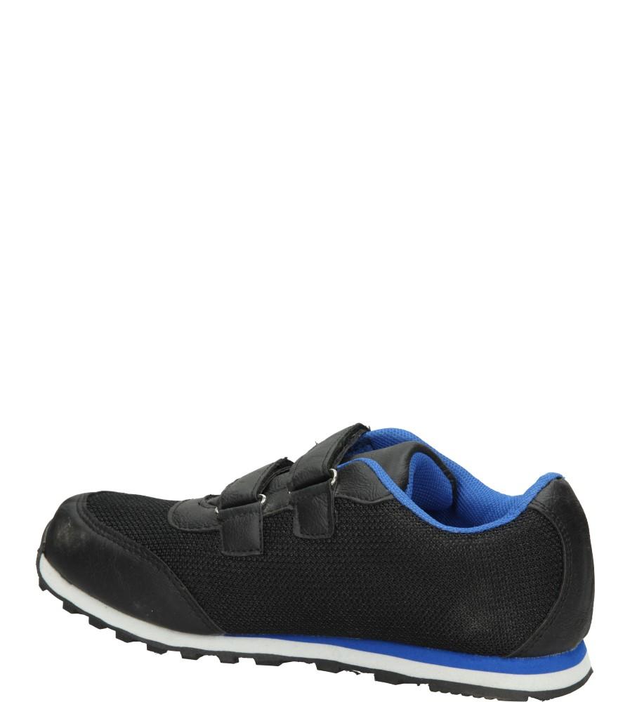 SPORTOWE FX860 kolor czarny, niebieski