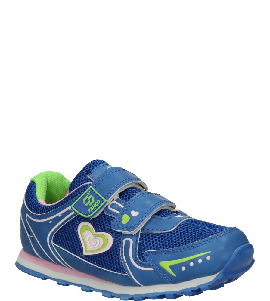 Dziecięce SPORTOWE FX851 niebieski;;