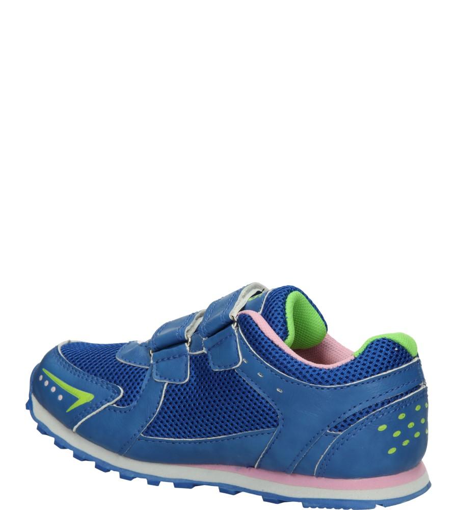 SPORTOWE FX851 kolor niebieski