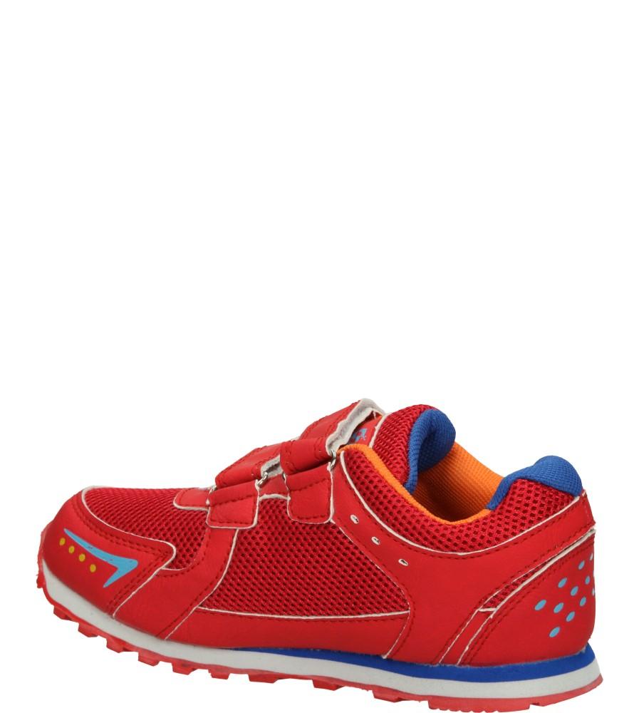 SPORTOWE FX851 kolor czerwony