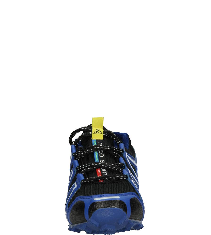 Dziecięce SPORTOWE C403 czarny;niebieski;