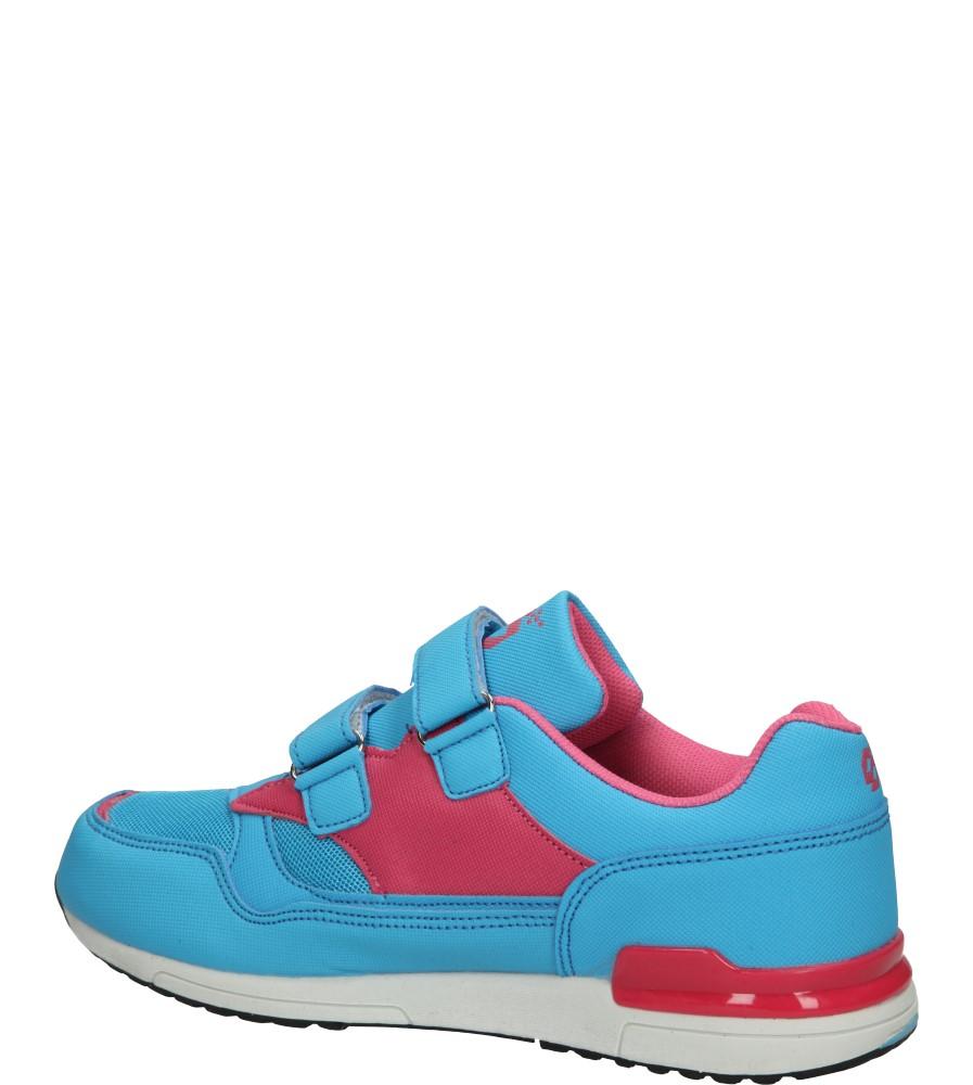 Dziecięce SPORTOWE FX04G niebieski;różowy;