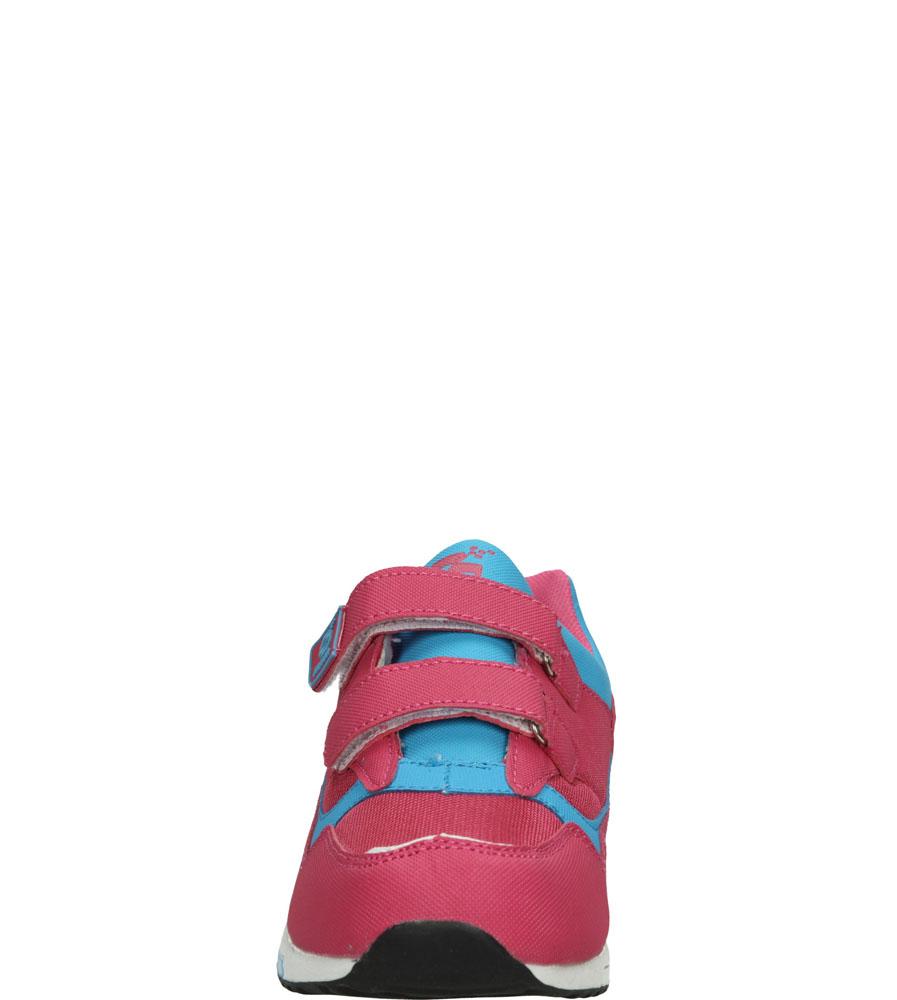 Dziecięce SPORTOWE FX04G różowy;niebieski;
