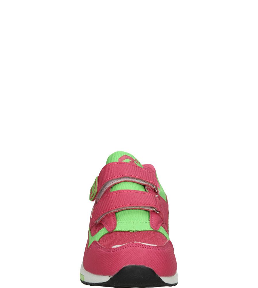 Dziecięce SPORTOWE FX04G różowy;zielony;