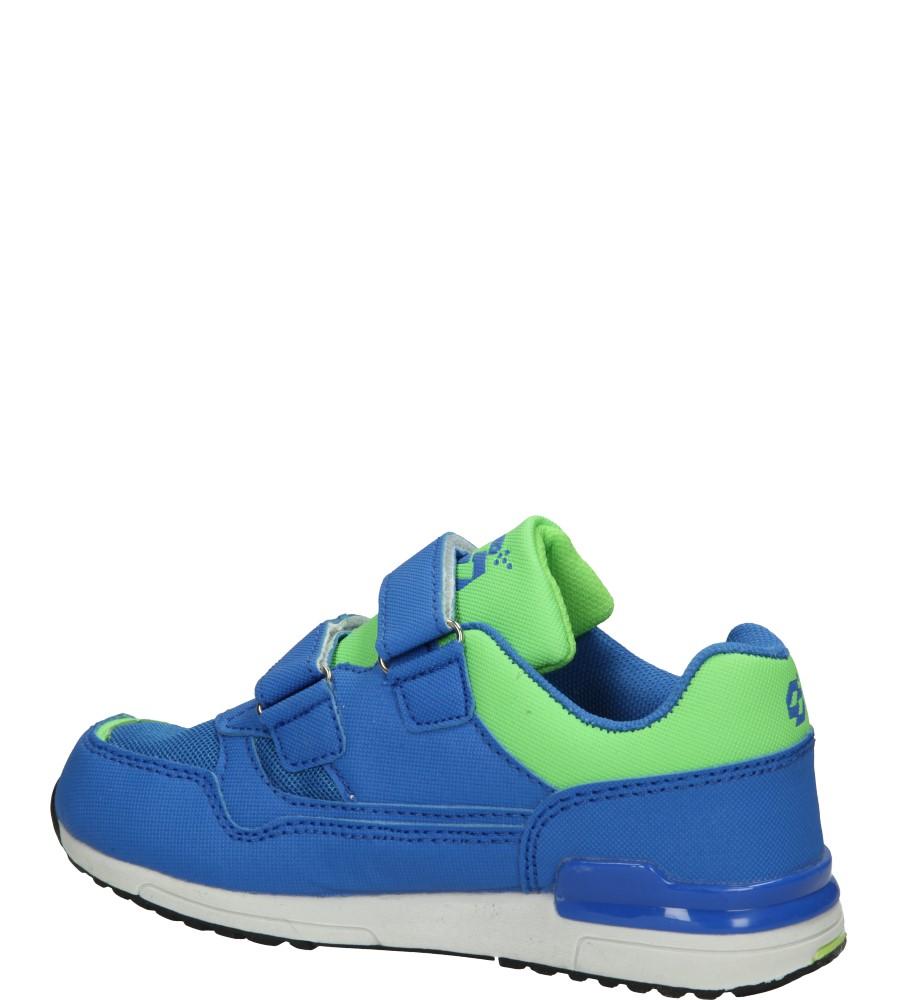 SPORTOWE FX04B kolor jasny zielony, niebieski