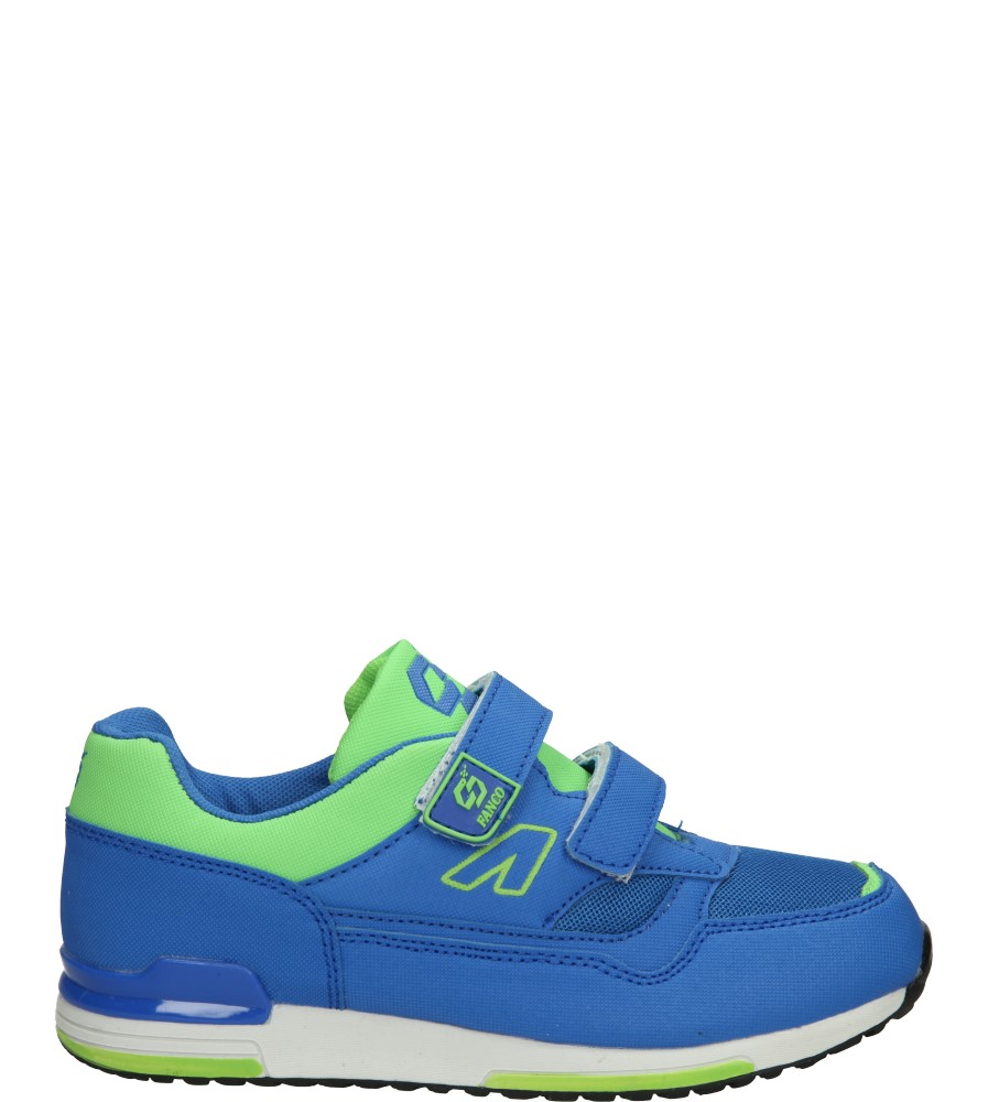 Dziecięce SPORTOWE FX04B niebieski;zielony;