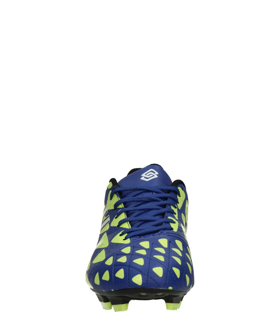 Męskie SPORTOWE CASU KD8478K niebieski;zielony;