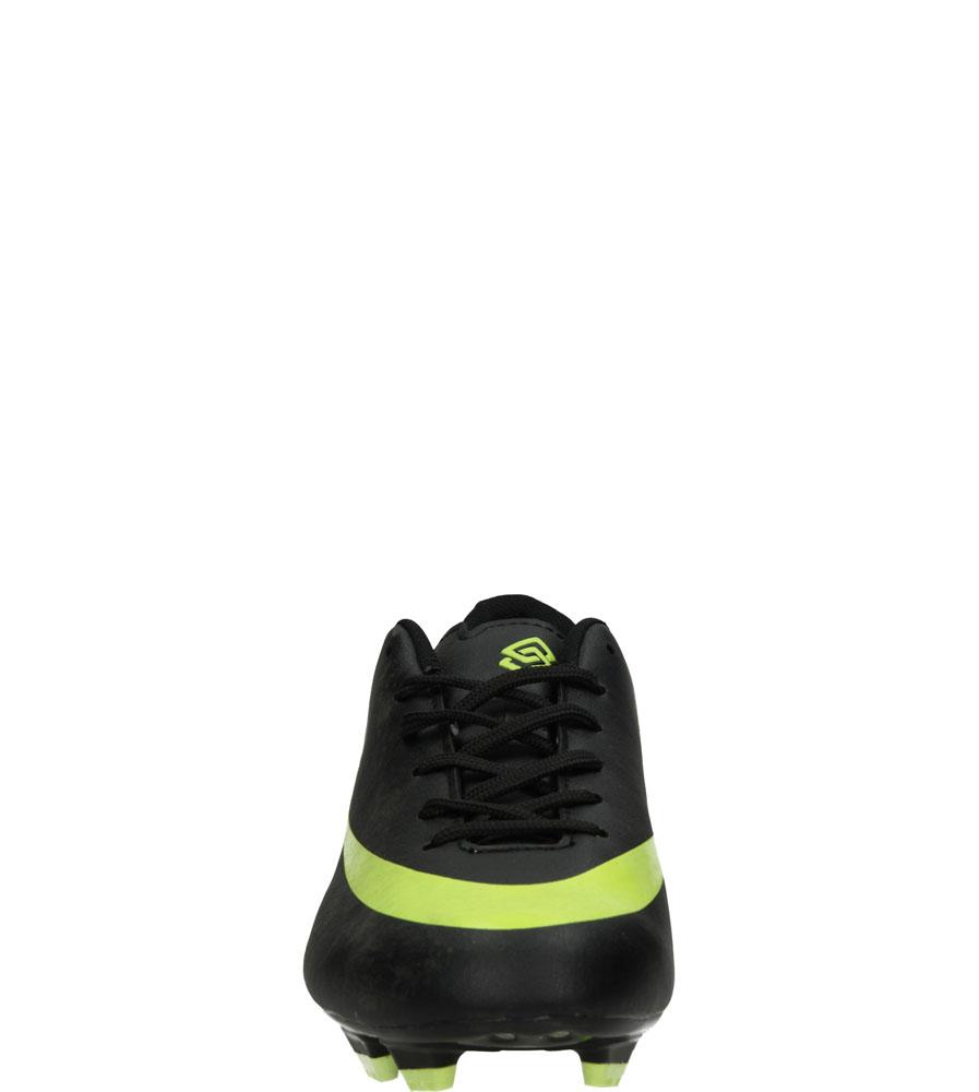 Męskie SPORTOWE CASU KD8462K czarny;zielony;