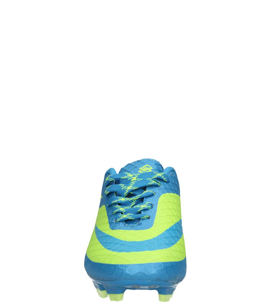 Męskie SPORTOWE KD8444K niebieski;zielony;