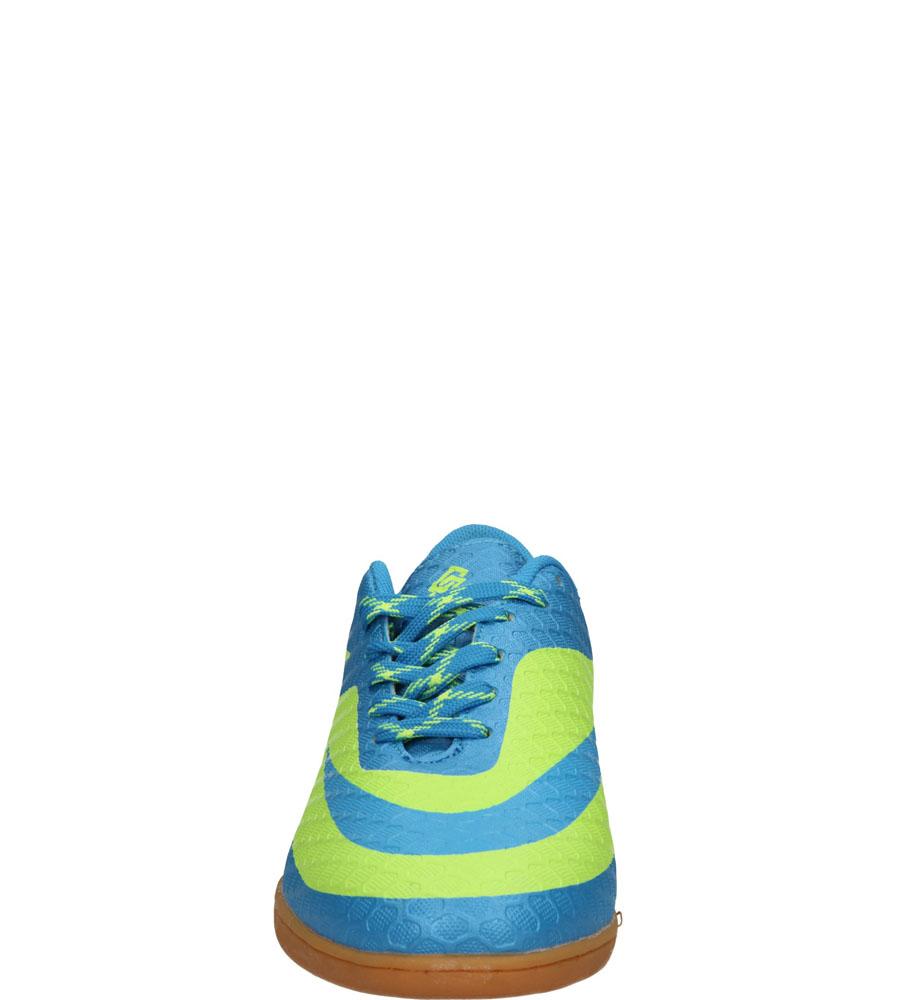 Męskie HALÓWKI CASU KD8444H niebieski;zielony;