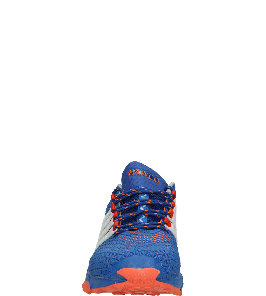 Męskie SPORTOWE CASU A414 niebieski;pomarańczowy;